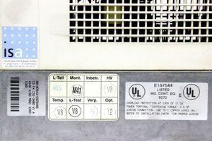 KEB COMBIVERT 14.F4.C1E-3480 Frequenzumrichter 5,5 kW 8,3 kVA AC + CAN Operator – Bild 3