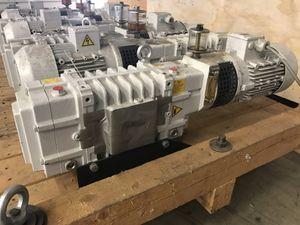 KAESER OMEGA WVC 360 - 1,5 kW 310 m³/h 100 mbar Vacuum Pump Vakuumpumpe  – Bild 1