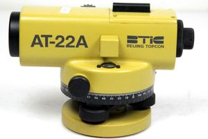 TOPCON AT 22A Nivelliergerät Automatic Level Dumpy level + KOFFER – Bild 5