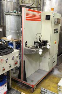 HILGER & KERN ELDO-MIX 303 Anleimmaschine Holzbearbeitungsmaschine Leimmaschine – Bild 1