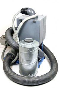 VENTUR Seitenkanalverdichter Radiallüfter MPT 03 S mit Aktivkohlefilter System – Bild 2