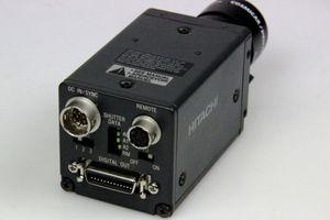 Hitachi KP-F100B Mega Pixel Progressive Industriekamera Industrial Scan Camera – Bild 2