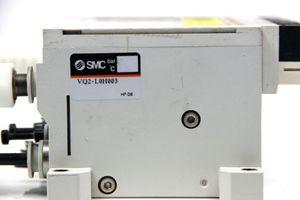 SMC Ventilinsel SV2-L0H003 + Ventil VQ2101N-5-Q + AN200 Schalldämpfer  – Bild 3