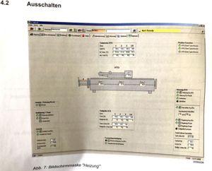 Centrotherm DO-HTO-5.200-200 Durchlaufofen Anlage High Temp Furnace – Bild 9
