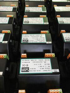 Drehstrom-Transformator Netzteil SBA DGXC 209-0342 3-Ph. 400 V / 24 VDC 12A – Bild 1