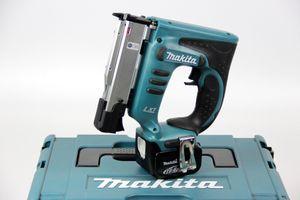 MAKITA - Akku-Pintacker 14,4 V / 4,0 Ah, DPT350RMJ - Akkus defekt – Bild 2