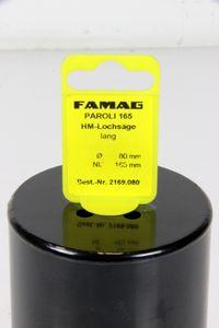 Famag HM-Lochsäge PAROLI 80mm NL 165mm – Bild 2