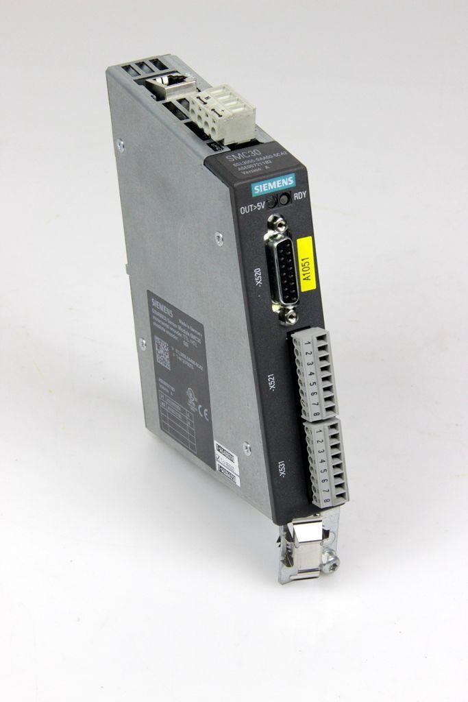 SIEMENS Sinamics SMC30 Sensor Module Incremental Encoder 6SL3055-0AA00-5CA2