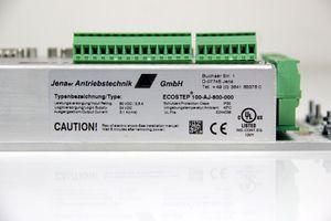 JAT Jenaer Antriebstechnik - 2,1A Servoverstärker - ECOSTEP 100 - 100-AJ-800-000 – Bild 2