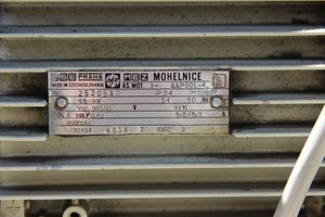 VEB  WMW Meuselwitz - Waagerecht Stoßmaschine Metall Hobelmaschine - Typ STW 315 – Bild 6