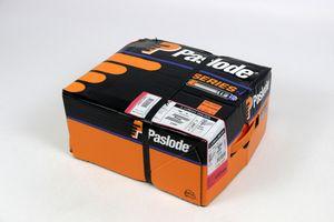 Paslode Impulse-Packs für IM100 fvz Unilock gerillt 2500 Nägel 2 Druckkartuschen – Bild 1