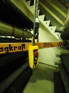 balkancar Elektrokettenzug 250 kg - Hubhöhe: ca. 6,80 m – Bild 2