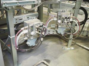 Kommissionieranlage Verpackungsstation 6 Pläzte + ca. 32 Meter Förderband – Bild 10