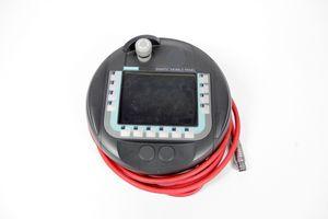 """Siemens 6AV6645-0AB01-0AX0 Mobile Panel 177 DP Farbdisplay 5,7"""" E-Stand:04 #2 – Bild 1"""