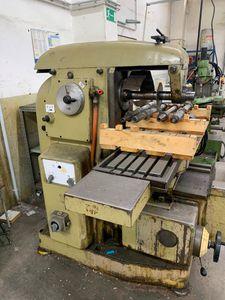Auerbach HECKERT - Universal Konsolfräsmaschine Fräsmaschine SK40 - FU 250x1000 – Bild 1