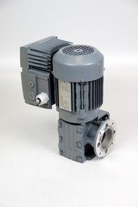 SEW EURODRIVE MOVIMOT WA30 DT71D4 - 3Ph Getriebemotor 0,37 kW IP 54 I=24,50 – Bild 1