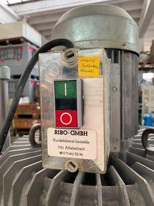 RIBO - Industriesauger Staubsauger Hochleistungssauger 4,0 kW – Bild 3
