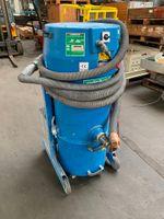 WIELAND IS-10 C Industriesauger Staubsauger Hochleistungssauger 2,8 kW 203 m³/h 001