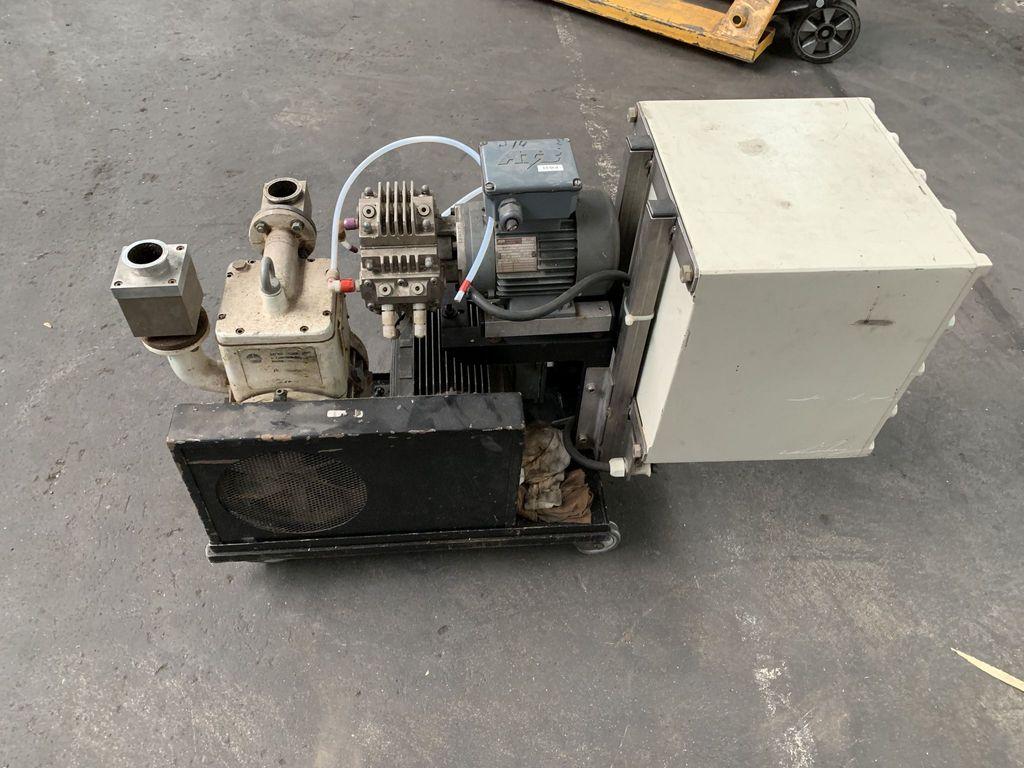 SASKIA Vacuum Pump Vakuumpumpe EEx geschützt