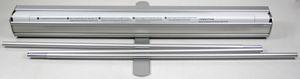 """Roll-Up Premium Rollbanner einseitig Aluminium """"ohne Druck"""" - 150x200 cm – Bild 1"""