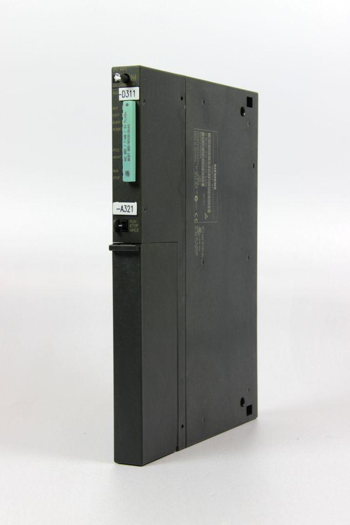 SIEMENS S7 CPU CPU414-2 6ES7 414-2XK05-0AB0 + Flash 6ES7 952-1KK00-0AA0