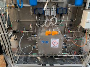 ViscoTec  Dosier- & Misch- Anlage - 2-K Dosiersystem ViscoDuo - V - Klebeauftragssystem – Bild 9