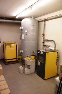 KAESER SK19 11kW Schraubenkompressor + Kältetrockner TB19 + OKS 1000L Speicher – Bild 1