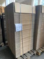 220x Karton Versandkarton Faltkarton Verpackungskarton 1-wellig 550x330x470 mm