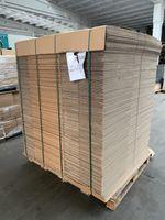 130x Karton Versandkarton Faltkarton Verpackungskarton 2-wellig 770x570x830 mm