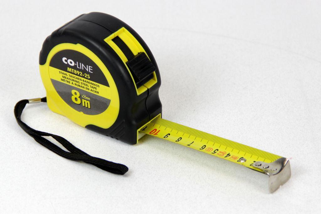 10m Bandmaß Rollmaßband Messband Rollmeter Rollband 5m