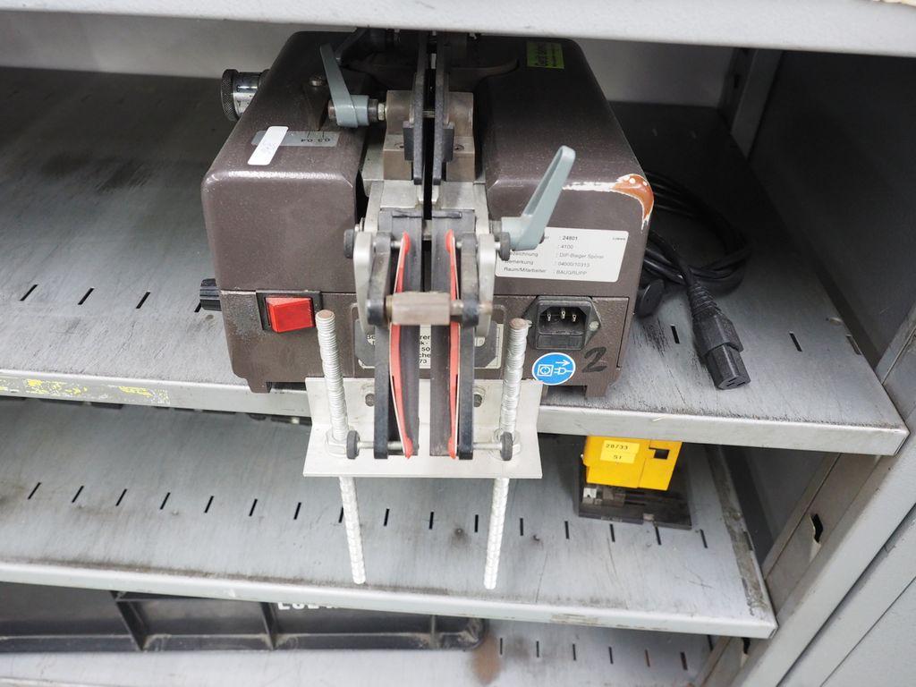 Spörer 2010  DIP Biegemaschine / Bauteilvorbereitung / Kabelkonfektion