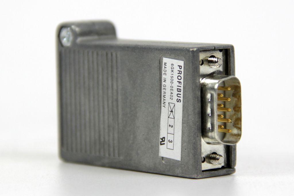 SIEMENS SIPLUS NET ProfiBus Connector 6GK1 500-0EA02 E-Stand 01