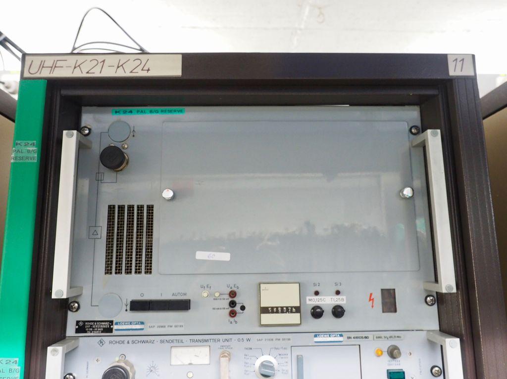 Rohde & Schwarz UHF Verstärker VD 120 411.0423