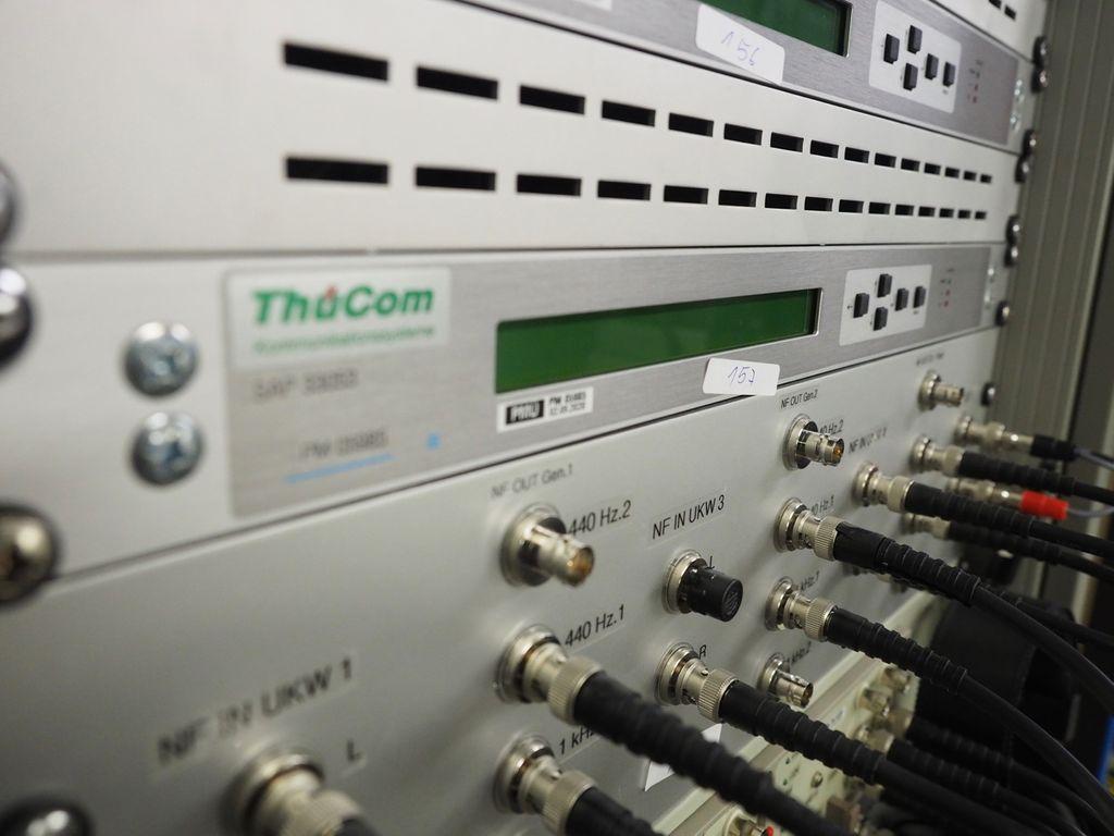 ThüCom Funksystem SFM v21/ RDS #157