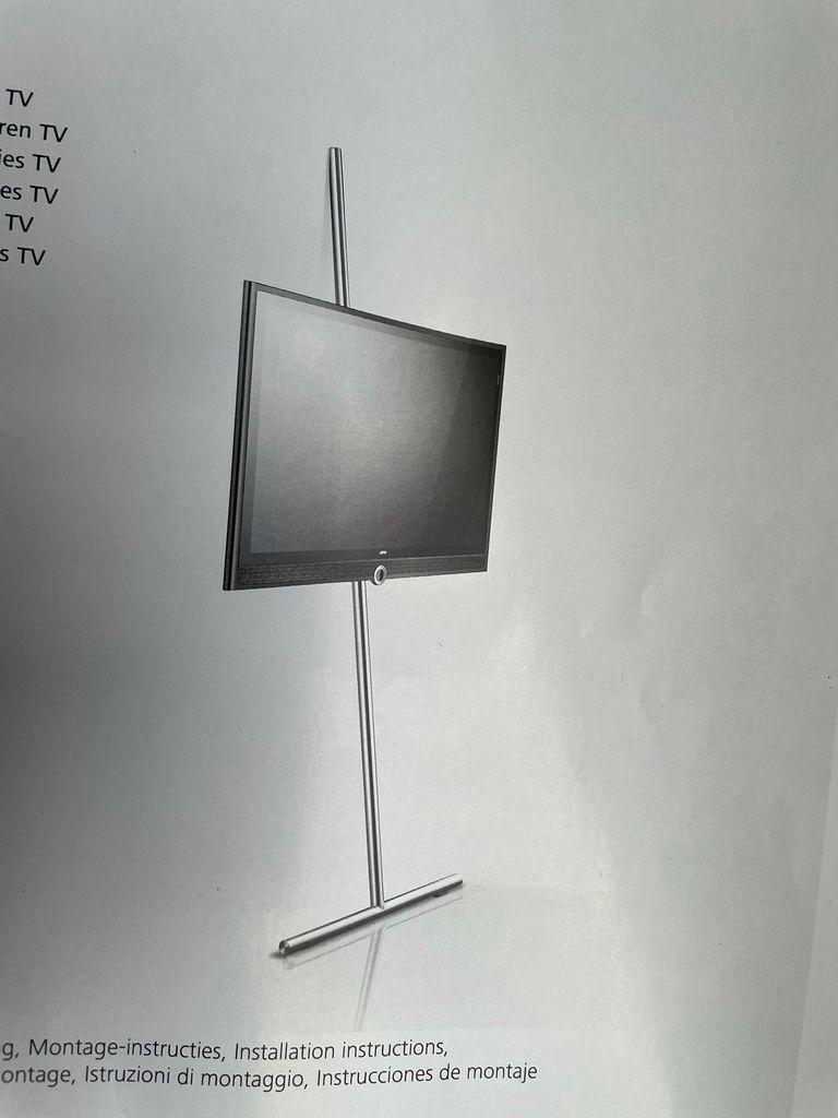 "LOEWE Wall Stand Flex 71277B00 Standfuß für TV 32"" - 46"""