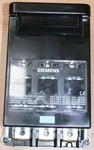 SIEMENS - Lasttrennschalter Gr. HN00 - 160A - 3NP5060-0CA00