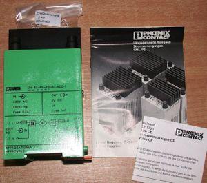 PHOENIX CONTACT - Kompaktstromversorgung - CM 62-PS-230AC/5DC/1 - 2943657