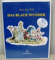 Das Blaue Wunder - Limitierte Auflage im Samt-Einband gebunden Hertha Vogel-Voll 001