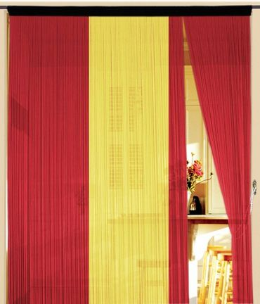 Fadenvorhang Spanien 90 cm x 240 cm – Bild 1