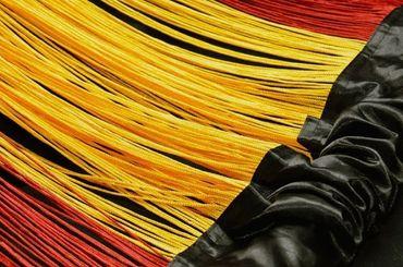 Fadenvorhang Spanien 150 cm x 300 cm – Bild 2