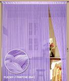 Fadenvorhang 150 cm x 300 cm (BxH) flieder 001