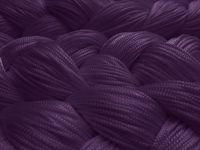 Fadenvorhang 150 cm x 300 cm lila in B1 schwer entflammbar 002