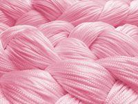 Fadenvorhang 150 cm x 500 cm rosa in B1 schwer entflammbar 002
