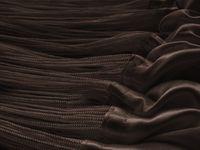 Fadenvorhang 150 cm x 300 cm (BxH) braun 003