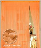 Fadenvorhang Kaikoon 90 cm x 240 cm (BxH) orange 001