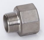 Edelstahl Muffennippel 1.4408 AISI 316 V4A Nr. 246, 346 001