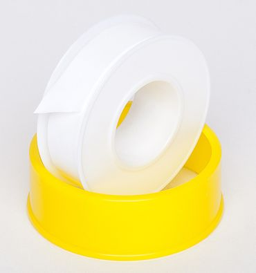 PTFE-Gewindedichtband 12,7 mm x 0,1 mm x 12 m
