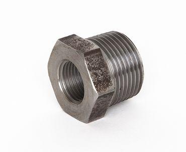 Stahl Reduzierstück schwarz DIN EN 10241, DIN 2990, Nr. 33