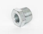 Stahl Reduzierstück verzinkt DIN EN 10241, DIN 2990, Nr. 33 001