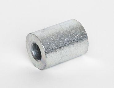 Stahl Reduziermuffe verzinkt DIN EN 10241, DIN 2988, Nr. 17